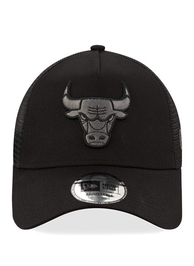 New Era New Era Chicago Bulls9FORTY  Erkek Şapka 101578879 Siyah